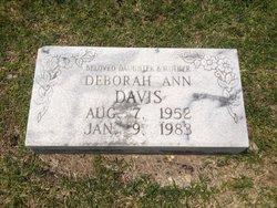 Deborah Ann <i>Greer</i> Davis