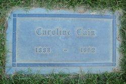 Caroline Cain