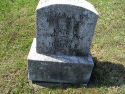 George W Houghton