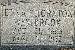 Edna M. <i>Thornton</i> Westbrook