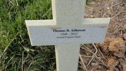 Thomas B Adkisson