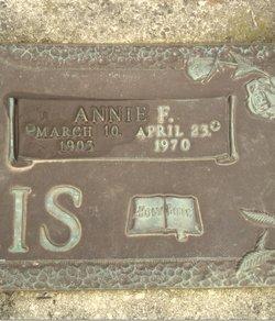 Anna Francis Annie <i>Edwards</i> Harris
