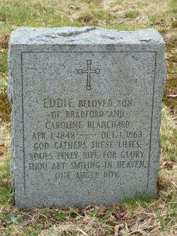 Edward Bradford Eddie Blanchard
