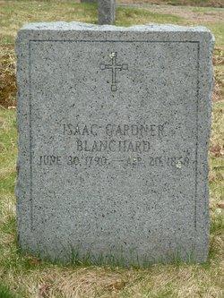 Isaac Gardner Blanchard
