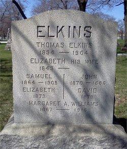 Thomas Elkins