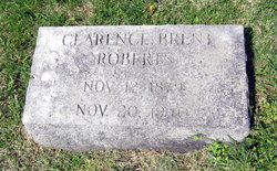 Clarence Brent Roberts