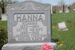W C Hanna