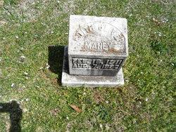 Edith Oliver Maney
