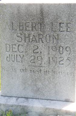 Albert Lee Sharon