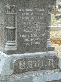 Sally <i>Howes</i> Baker