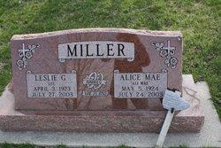 Leslie G. Les Miller