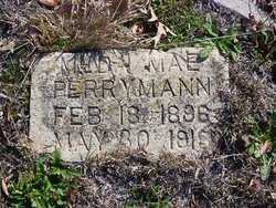 Meda Mae <i>Bailey</i> Perryman