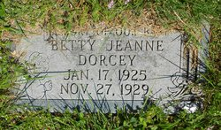 Betty Jeanne Dorcey
