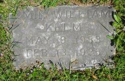 Emil William Kelm