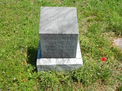 George Wyatt Jones