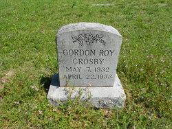 Gordon Roy Crosby