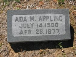 Ada <i>Malloch</i> Appling