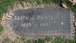 Edith J Norton