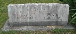 John Haskel Bowman