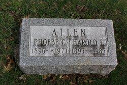 Phoebe C. Allen