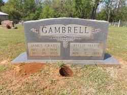 Pallie Marie <i>Rhodes</i> Gambrell
