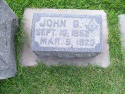 John G. Placek