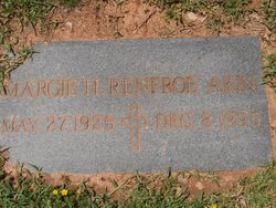 Margie H. <i>Renfroe</i> Akin