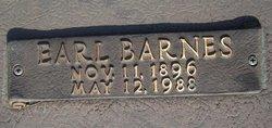 Earl Barnes Jones