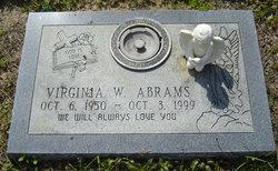 Virginia W. Abrams