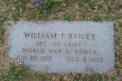William T. Bailey