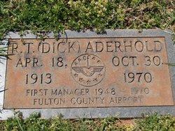 Richmond T. Dick Aderhold, Jr
