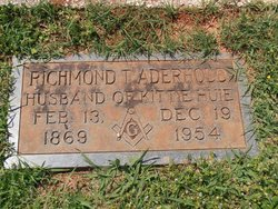 Richmond Taswell Aderhold, Sr