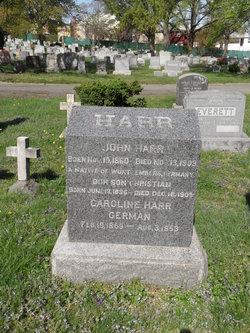 John Harr