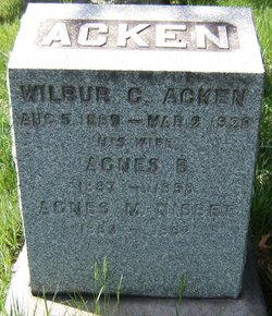 Agnes B Acken