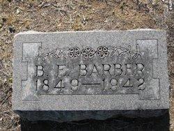 B. E. Barber
