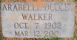 Arabelle <i>Dudley</i> Walker