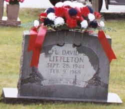 Corp David Ernest Littleton