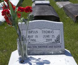 PFC Bryan M Thomas
