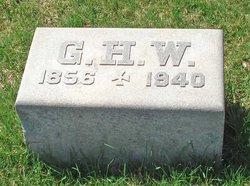 George Horace Wilcox