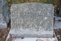 Edward B Harding