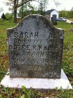 Sarah A Kagley