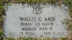 Willis Clark Ard, Sr