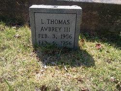 Lewis Thomas Awbrey, III