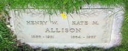 Henry William Allison