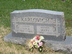 Nick George Karlovich