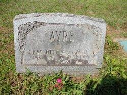 Charlotte Gertrude <i>Cleveland</i> Ayre