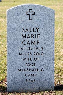 Sally Marie <i>Moses</i> Camp