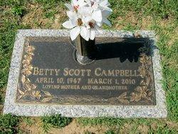 Betty Jane <i>Scott</i> Campbell