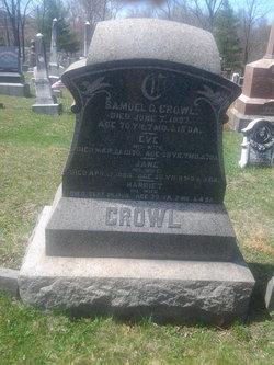 Eve <i>Reed</i> Crowl