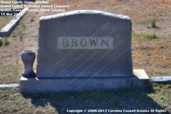 Bertha <i>Lohmann</i> Brown